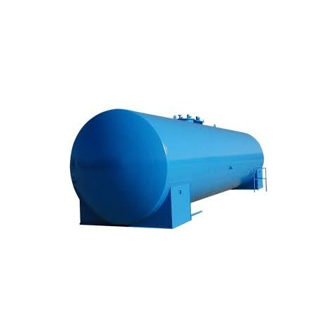 Aboveground metal tanks