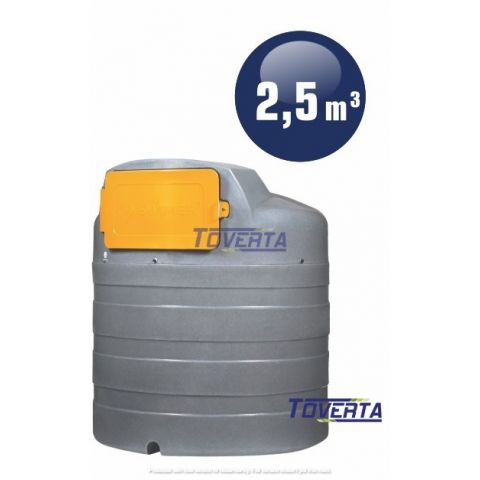 Double-walled fuel tanks Swimer Eco-line 2500 l