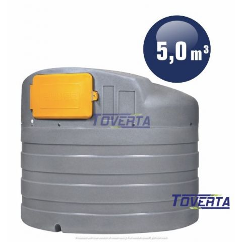 Double-walled fuel tanks Swimer Eco-line 5000 l